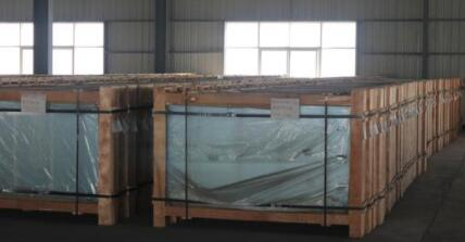 greenhouse AR coated glass and AG glass